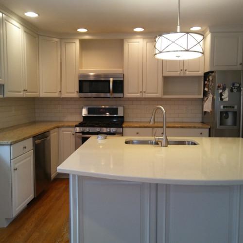 Cipriano S Kitchen Improvements Wilmington Bear De Remodeling Cabinet Refacing