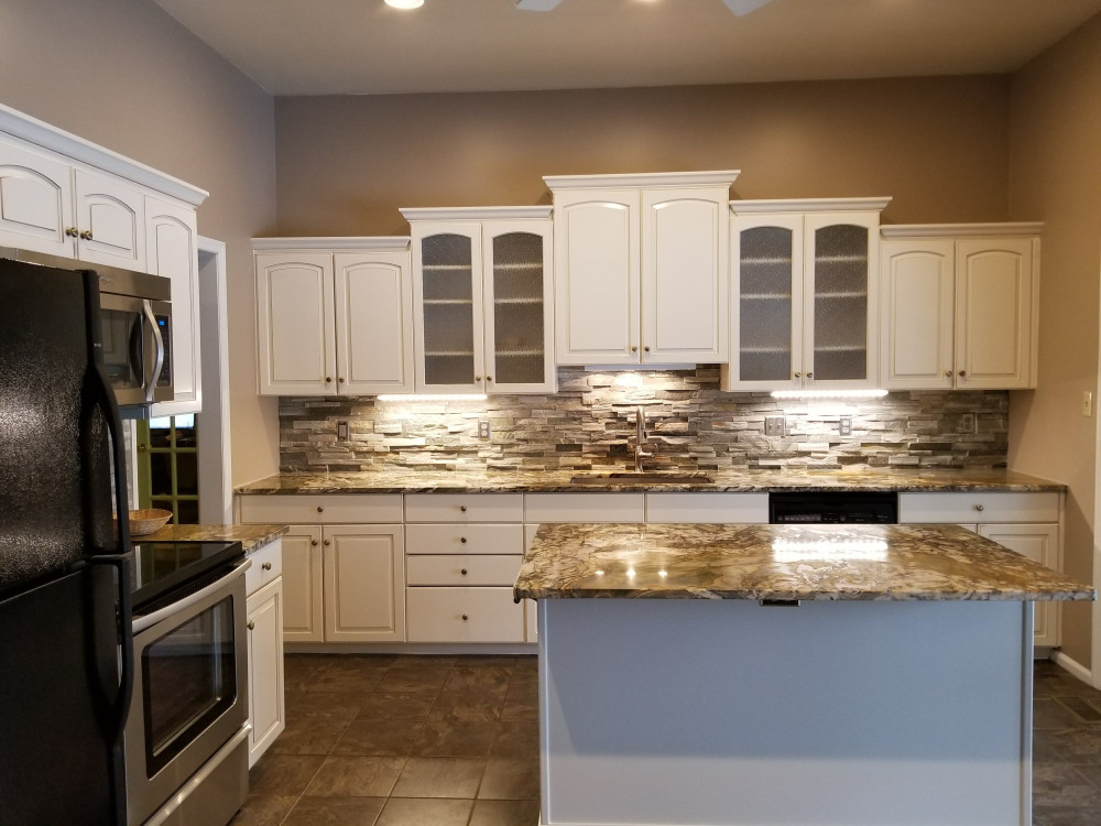 Kitchen cabinet refinishing services in Wilmington, DE